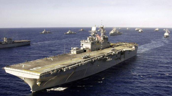 Aktivitas Militer AS di Laut China Selatan Meningkat, Pertanda Siap Gempur Tiongkok?
