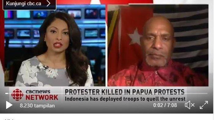 Pimpinan OPM ke Media Kanada: Kami Tetap Jaga Perdamaian Tapi Indonesia Selalu Melakukan Kekerasan