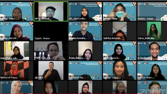 Perhimpunan Pelajar Indonesia Dunia Gelar Webinar Ikut Bangun Indonesia Setara Lewat Bahasa Isyarat