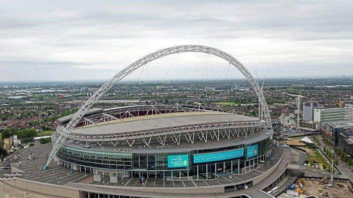 Kasus Covid-19 Melonjak, Uni Eropa Minta UEFA tak Gelar Semifinal dan Final Euro di Inggris