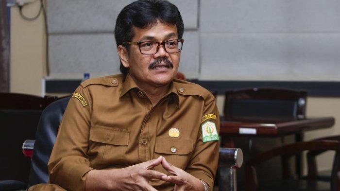 Kadis Koperasi dan UMKM Aceh, Dr Wildan M.Pd Pamit,