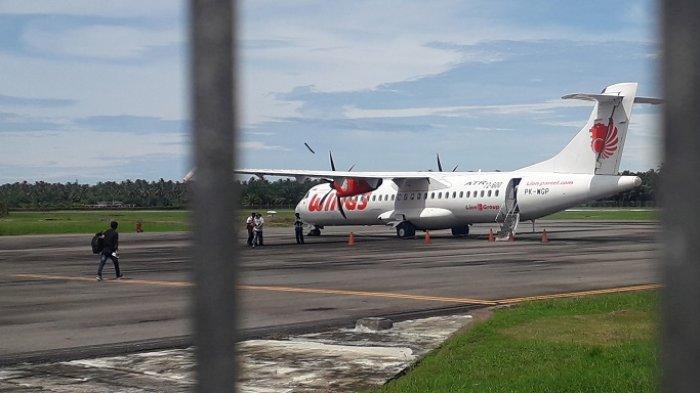 Besok, Penerbangan di Bandara Malikussaleh Aceh Utara Kembali Normal, Ini Jadwalnya