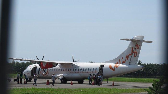 Wings Air Kembali Jadwalkan Terbang ke Nagan Raya, Sepekan Dilayani Tiga Kali