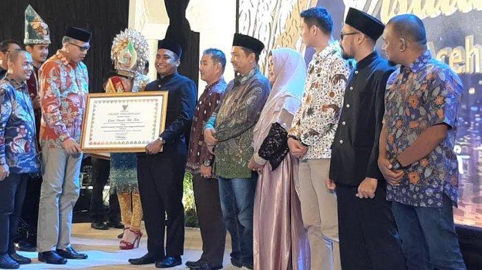 Ini Tujuh Pelaku Usaha yang Raih Anugerah Wisata Halal Aceh 2019