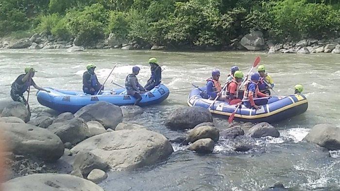 Bireuen Promosikan Wisata Arung Jeram di Krueng Peusangan Bireuen