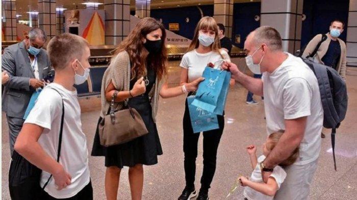 Kasus Virus Corona Melonjak di Mesir, Masuk Gelombang Empat Pandemi