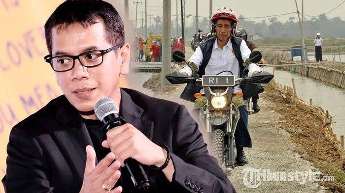 Jadi Menteri, Wishnutama Segera Mundur dari Net TV, Diminta Jokowi Tingkatkan Kreativitas dan Devisa