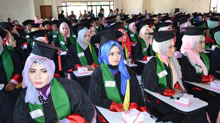 STIT Muhammadiyah Abdya Kembali Gelar Wisuda, Ini Para Tamu yang Hadir