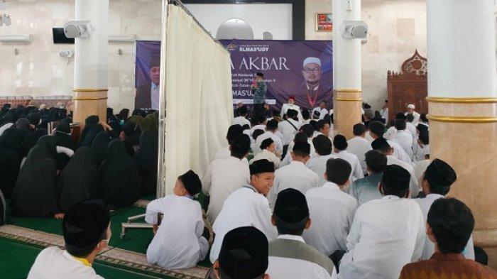 750 Santri/Santriwati Penghafal Alquran Diwisuda di Masjid Al-A'la Cot Mesjid Lueng Bata Banda Aceh