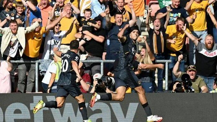 Penyerang Wolves, Raul Jimenez Bungkam Southampton 1-0, Usai Cedera Kepala Parah 10 Bulan
