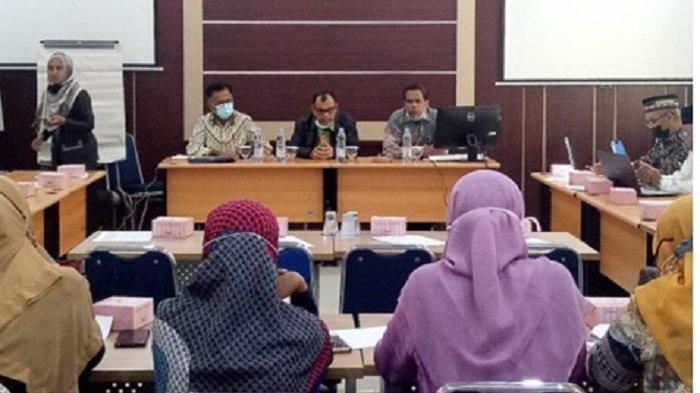 UIN Ar-Raniry Banda Aceh Gelar Workshop Moderasi Beragama, Begini Maksudnya Hingga Materi Narasumber