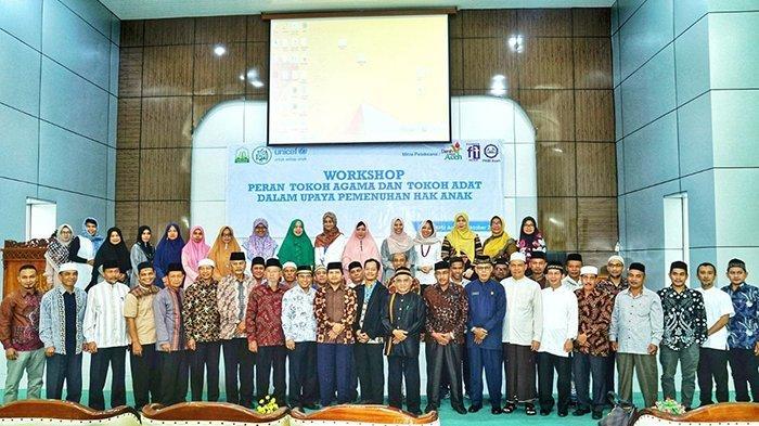 Tokoh Agama dan Adat Inventarisasi Masalah Anak dan Dukung Pemenuhan Hak Anak di Aceh