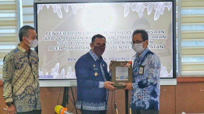 Aceh Jaya Terima Opini WTP Ke-8, Begini Penjelasan BPK RI Perwakilan Aceh