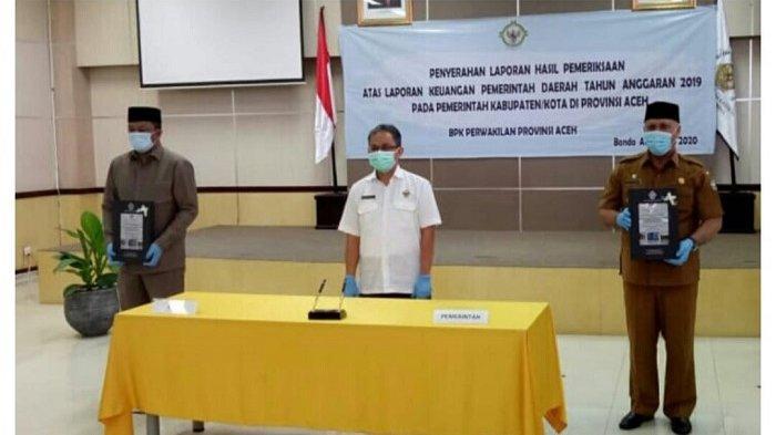 Aceh Tengah Raih WTP Ke 11, Bupati Shabela: Semoga Dapat Terus Dipertahankan