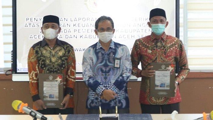 Aceh Selatan Raih WTP Ke- 6 dari BPK RI