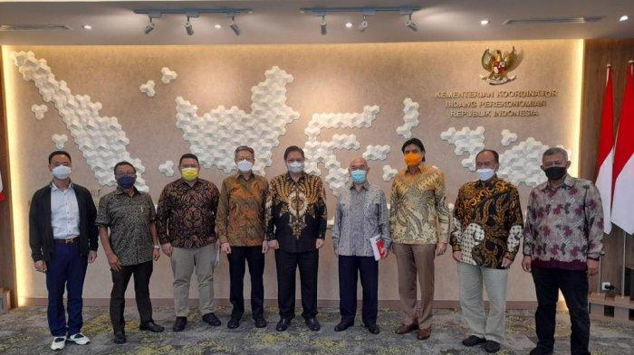 PB Wushu dan Kick Boxing Gelar Fighting Tournament Airlangga Hartarto Cup 2022 Perebutkan Rp2 Miliar