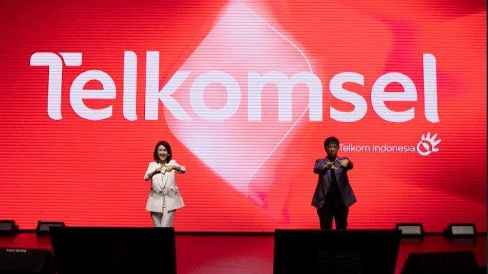 Telkomsel Perkenalkan Identitas Baru sebagai Simbol Perubahan