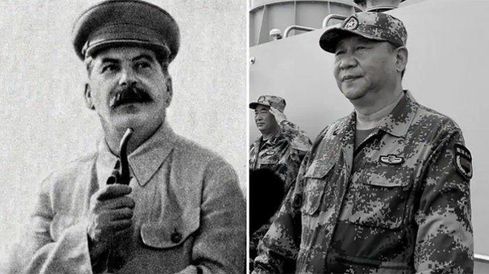 AS Sebut Presiden China, Xi Jinping Sebagai Penerus Diktator Brutal Rusia, Joseph Stalin