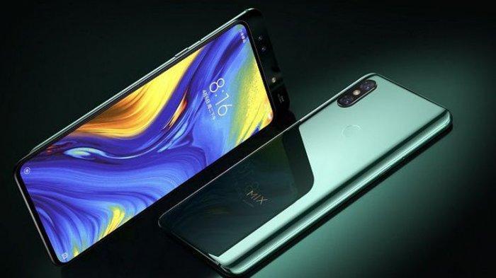 Xiaomi Luncurkan Mi Mix 3 Versi 5G, Kecepatan Konektivitas 10 Kali Lebih Cepat