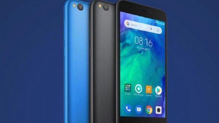 Ponsel Murah Xiaomi Redmi Go Resmi Diluncurkan dan Diperkenalkan, Harga Mulai Rp 1,2 Juta
