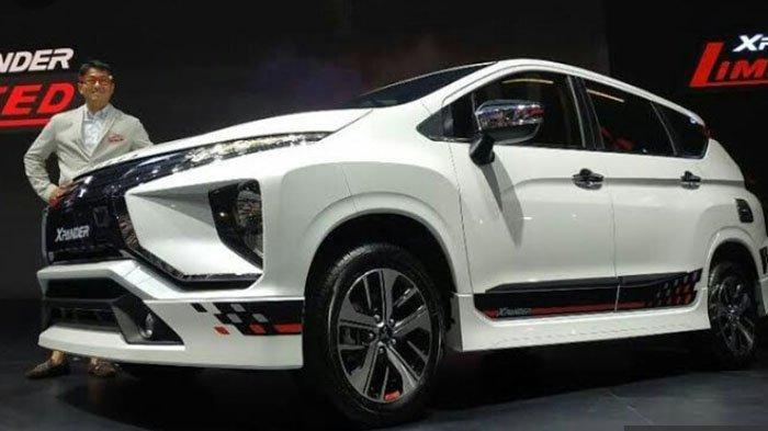 Xpander Limited Edition yang sudah diperkenalkan pada ajang Indonesia International Motor Show (IIMS) 2019.