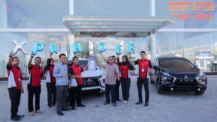 Warga Meulaboh dan Banda Aceh Jadi Pemilik Perdana Xpander di Aceh