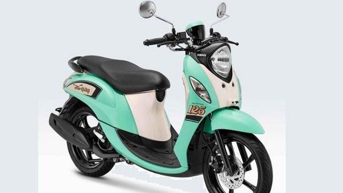 Yamaha Fino 125 Sporty Makin Futuristik, Punya Lagi Tiga Warna Tambahan