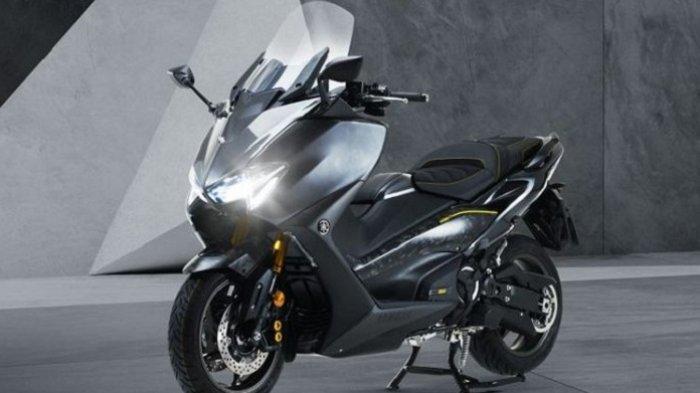 Motor Bongsor, Yamaha Tmax 20th Anniversary Edition Hanya di Jepang, Dijual Online, Dapat Dicoba