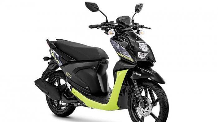 Warna Boleh Berbeda, Harga Yamaha X-Ride 125 Tetap Sama