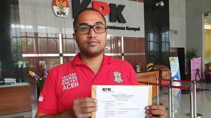 YARA Laporkan Pengadaan Mobil Dinas SKPA ke KPK, Termasuk Soal Penundaan Pembangunan Rumah Duafa