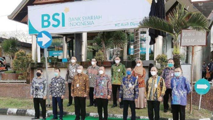 BSI Tetap LayaniTransaksiMasyarakatMeskipun Bank Konvensional tak Ada Lagi di Aceh