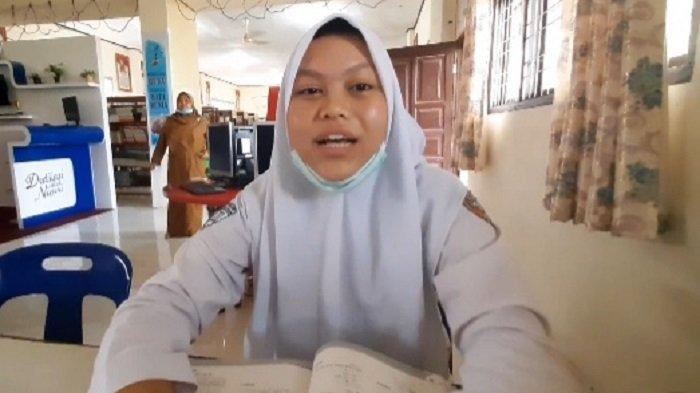 Yasmin yang Ingin Jadi Wartawati, Tamatkan SMA Dalam Dua Tahun