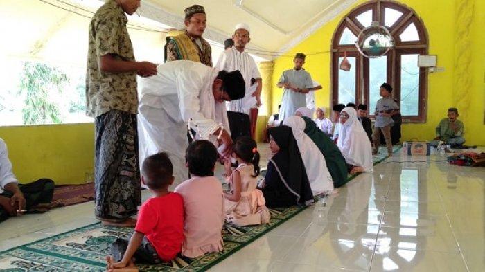Ada yang Berbeda, Begini Pemuda di Aceh Utara Merayakan Lebaran Idul Fitri Kali Ini