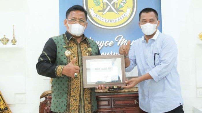 Banda Aceh Terima Penghargaan dari WWF Tingkat Internasional