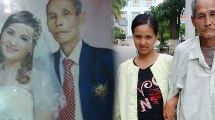 Wanita Muda Ini Menyesal Telah Nikahi Pria 70 Tahun Karena Uang, Alasannya?