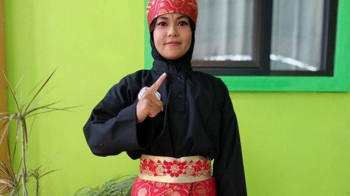 Atlet Silat Putri IAIN Langsa Sumbang Medali Emas di PIONIR IX Kota Malang