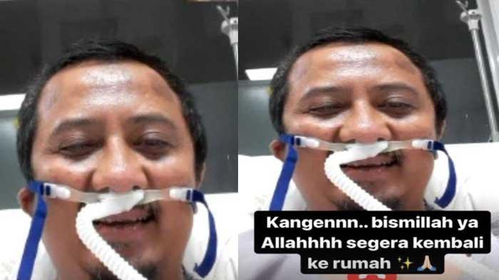 Masih Berjuang Lawan Covid-19, Ustaz Yusuf Mansur Rayakan Ulang Tahun Ke-44 di Rumah Sakit