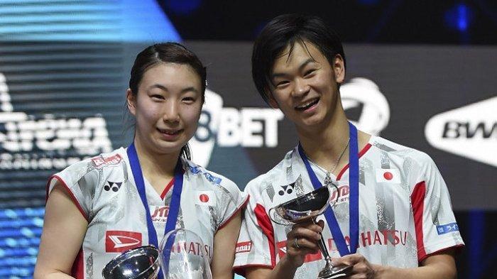 Hasil Semifinal Malaysia Master 2019 - Watanabe/Higashino dan Carolina Marin Melaju ke Final