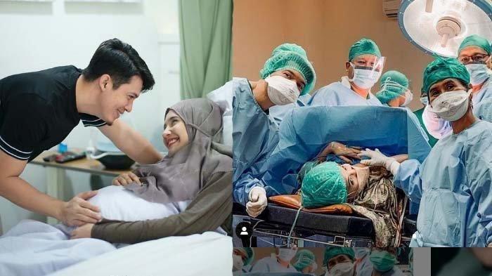 Intip! 5 Fakta Kelahiran Putra Pertama Zaskia Sungkar dan Irwansyah, Setelah Ditunggu 10 Tahun