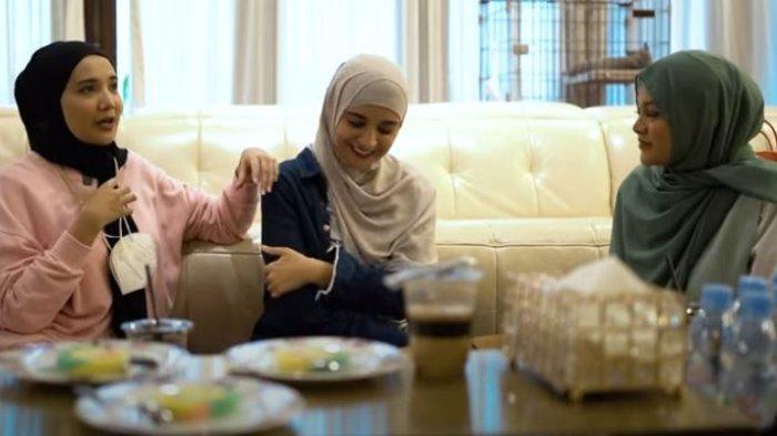 Zaskia Sungkar, Shireen Sungkar dan Aurel Hermansyah
