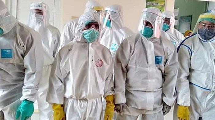 Total Kematian Kasus Covid-19 di Indonesia Tembus 100 Ribu Orang, Termasuk 640 Dokter