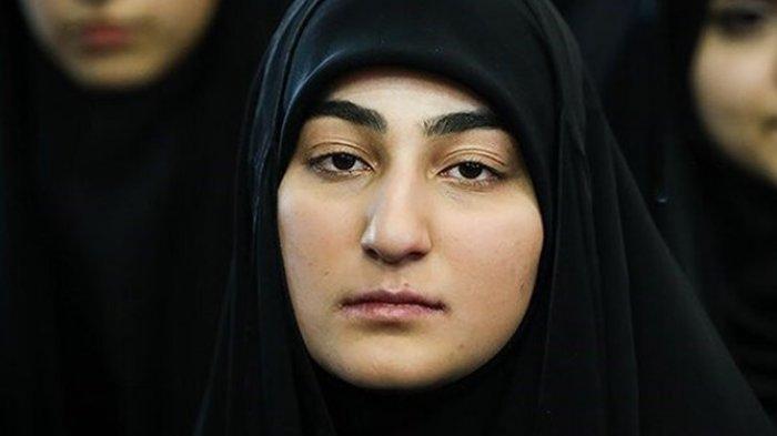 Putri Jenderal Qassem Soleimani Sebut Satu-satunya Jalan Melawan Israel adalah Intifada