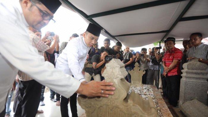 Ziarahi Makam Sultan Malikussaleh di Aceh Utara, Ibas Minta Masyarakat Aceh Rawat Perdamaian