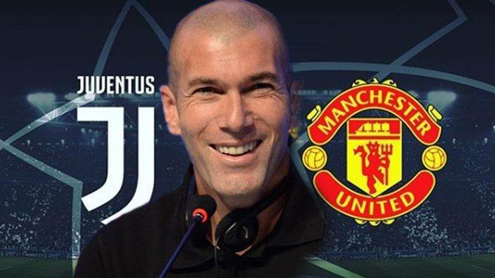 Zinedine Zidane Berpeluang Jadi Pelatih Juventus Musim Depan, Manchester United 2 Kali 'Rugi'?