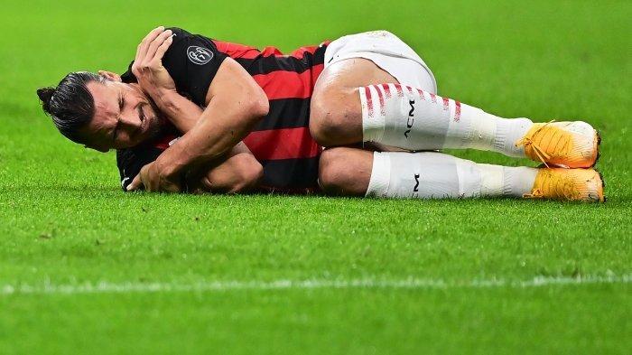 AC Milan Vs Crotone, Zlatan Ibrahimovic Siap Menerkam Mangsa Baru