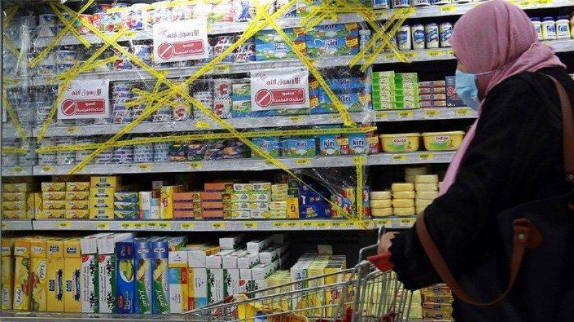 Minimarket Mulai Memboikot Produk Dari Perancis