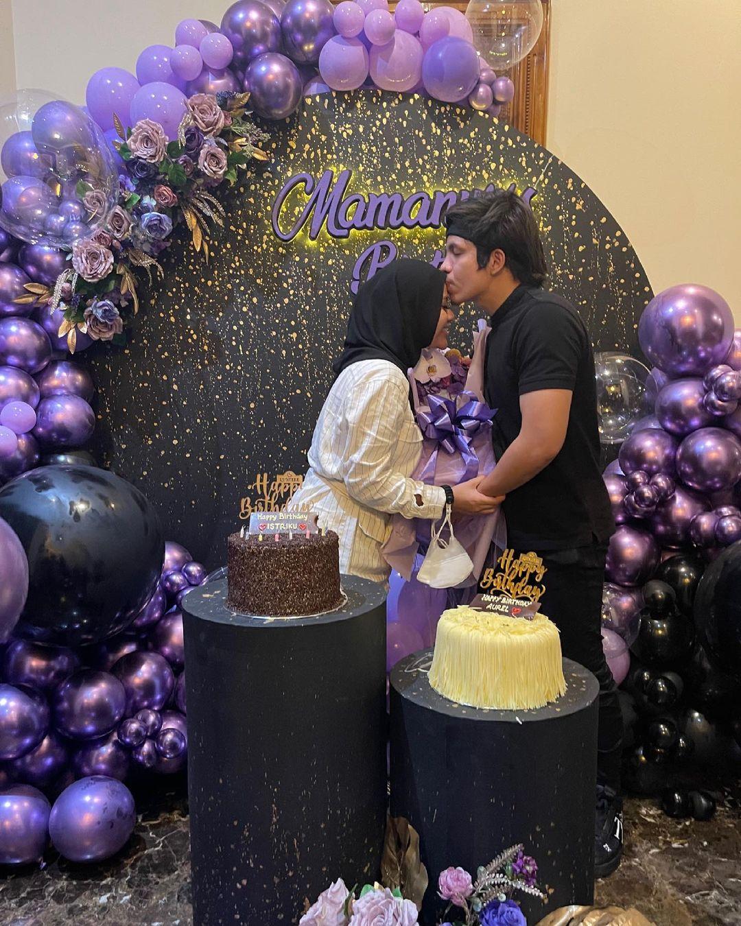 Aurel Hermansyah baru saja genap berusia 23 tahun pada hari ini Sabtu (10/7/2021).