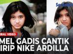 VIDEO - Terkejut Dianggap Mirip Nike Ardila, Amel Akui Tak Secantik Pelantun Bintang Kehidupan Itu thumbnail