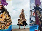 gaya-susi-pudjiastuti-pemotretan-batik-di-tepi-pantai-dan-di-atas-perahu-nelayan.jpg