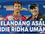 VIDEO Ridha Umami, Gelandang asal Pidie Meraih Medali Emas Porwil Hingga Perak Sepakbola PON Papua